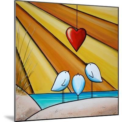 With Love III-Cindy Thornton-Mounted Art Print