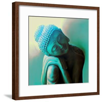 Tranquillity-Christine Ganz-Framed Art Print