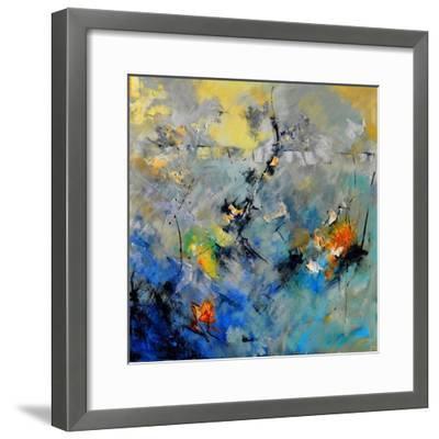 Abstract 88212208-Pol Ledent-Framed Art Print