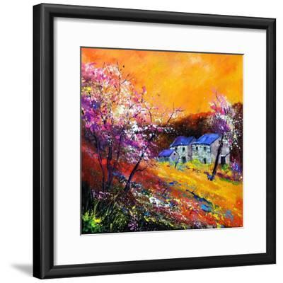 Spring 883101-Pol Ledent-Framed Art Print
