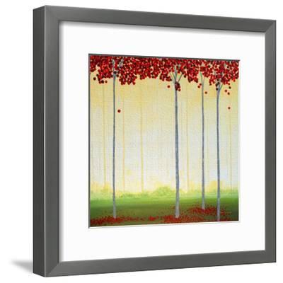 Scarlet Grove-Herb Dickinson-Framed Art Print