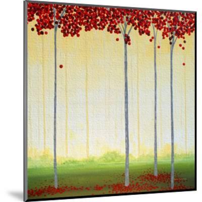 Scarlet Grove-Herb Dickinson-Mounted Art Print