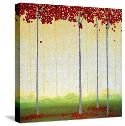 Scarlet Grove-Herb Dickinson-Stretched Canvas Print