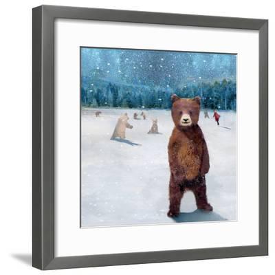 If You Were A Bear-Nancy Tillman-Framed Premium Giclee Print