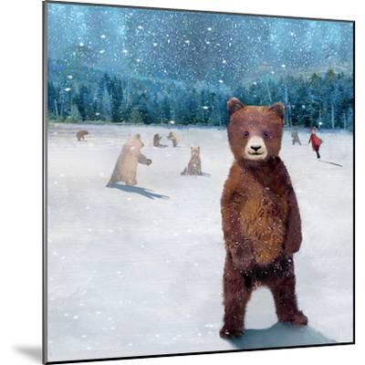 If You Were A Bear-Nancy Tillman-Mounted Premium Giclee Print
