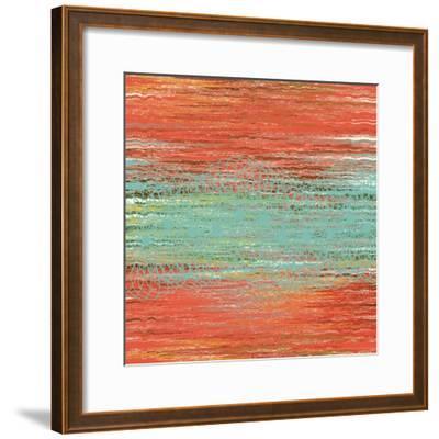 Flora Waltz II-Ricki Mountain-Framed Art Print