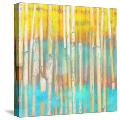 bric and brac II-Ricki Mountain-Stretched Canvas Print