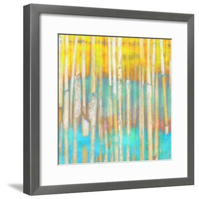 bric and brac II-Ricki Mountain-Framed Art Print