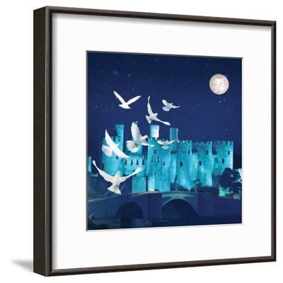 Once Upon A Time-Nancy Tillman-Framed Art Print