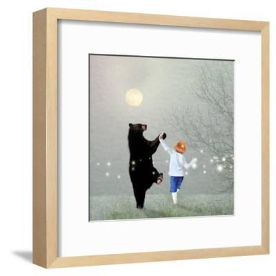Moonlight Dance-Nancy Tillman-Framed Art Print