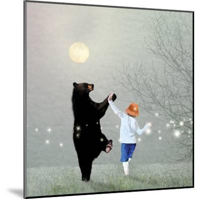 Moonlight Dance-Nancy Tillman-Mounted Art Print