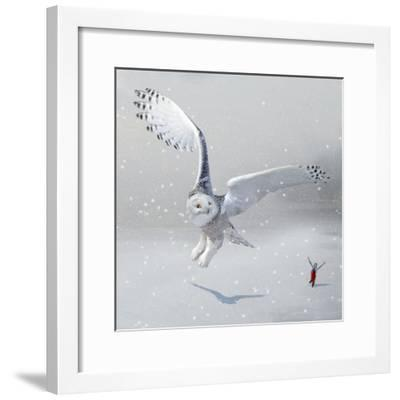 If You Were An Owl-Nancy Tillman-Framed Art Print