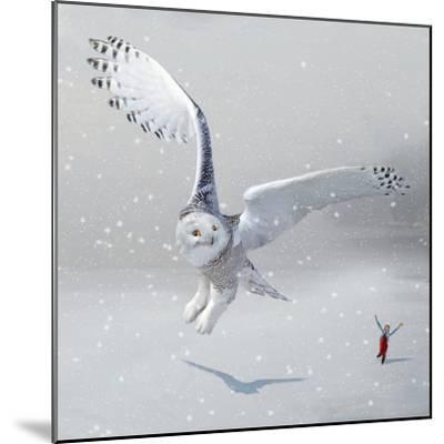 If You Were An Owl-Nancy Tillman-Mounted Art Print
