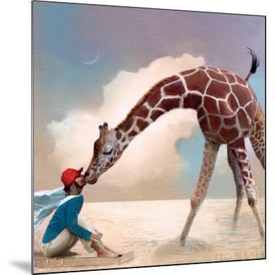 If You Were A Giraffe-Nancy Tillman-Mounted Art Print