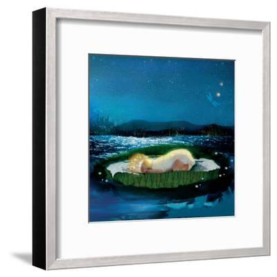 Sleep-Nancy Tillman-Framed Art Print