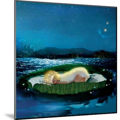 Sleep-Nancy Tillman-Mounted Art Print