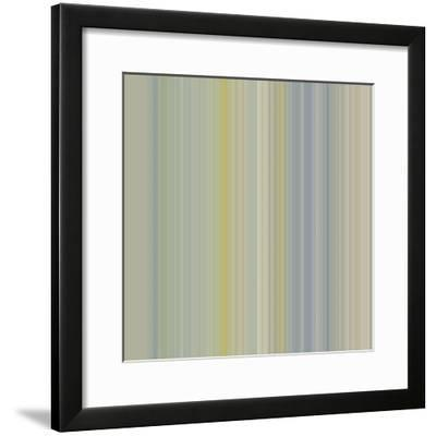 A R T Wave 27-Ricki Mountain-Framed Art Print