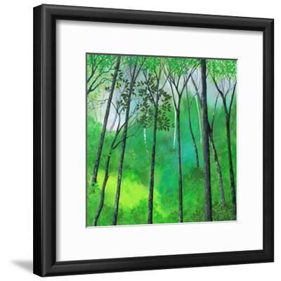 Sherwood II-Herb Dickinson-Framed Art Print