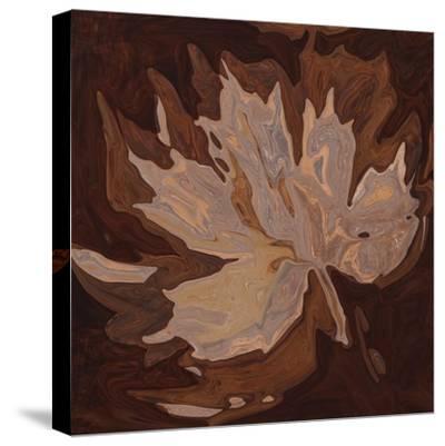 Maple Leaf 2-Rabi Khan-Stretched Canvas Print