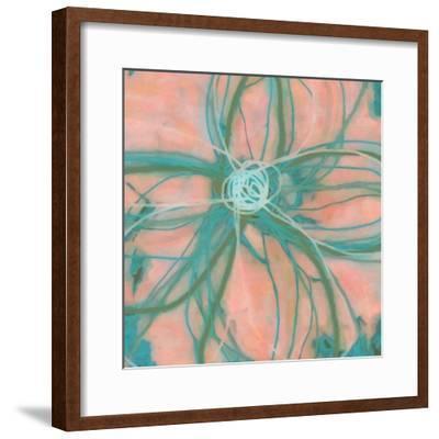 Pop Petal III-Ricki Mountain-Framed Art Print