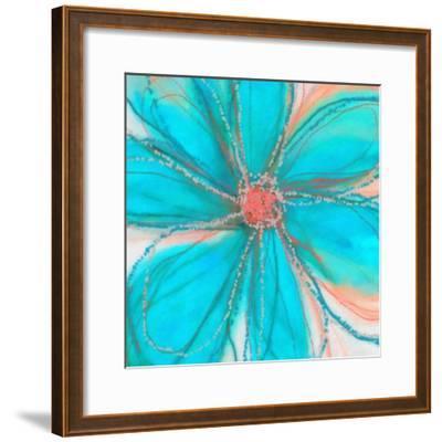 Pop Petal XI-Ricki Mountain-Framed Art Print