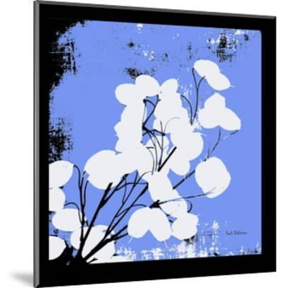 French Blue Money Art-Herb Dickinson-Mounted Art Print
