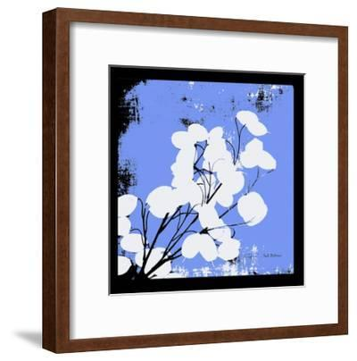 French Blue Money Art-Herb Dickinson-Framed Art Print
