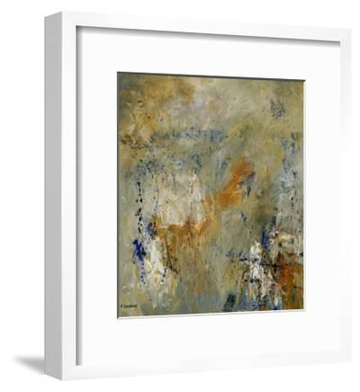 Abstract 080609-Pol Ledent-Framed Art Print