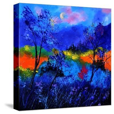 Waiting For The Fairy Queen-Pol Ledent-Stretched Canvas Print