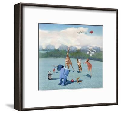 The Dance-Nancy Tillman-Framed Art Print