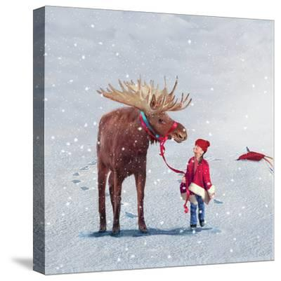 Best Friends-Nancy Tillman-Stretched Canvas Print