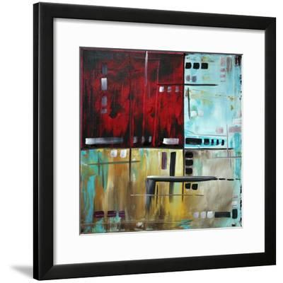 In The Maze I-Megan Aroon Duncanson-Framed Art Print