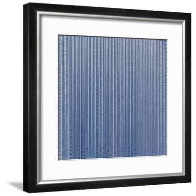 Conclusion I-Ricki Mountain-Framed Art Print