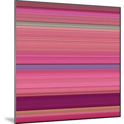 Art Wave A of 10 Bold Abstract Art-Ricki Mountain-Mounted Art Print