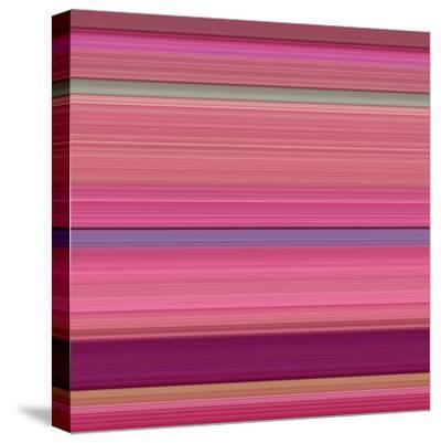 Art Wave A of 10 Bold Abstract Art-Ricki Mountain-Stretched Canvas Print
