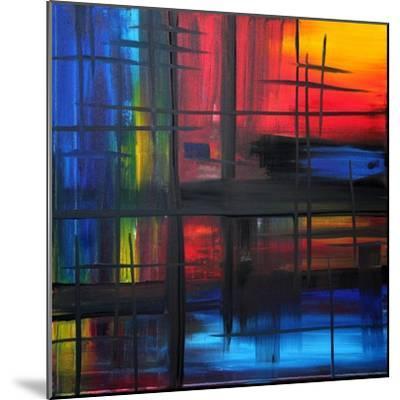 Over The Rainbow-Megan Aroon Duncanson-Mounted Art Print