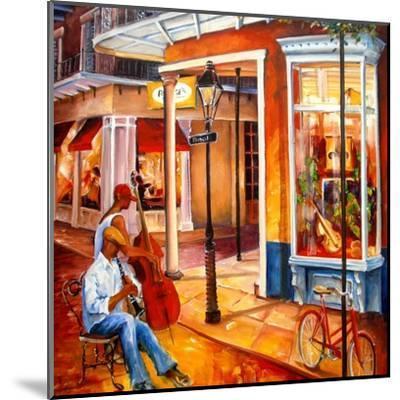 Jazz on Royal Street-Diane Millsap-Mounted Art Print