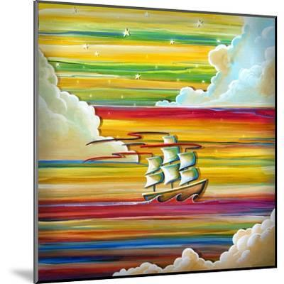 Off To Neverland-Cindy Thornton-Mounted Art Print