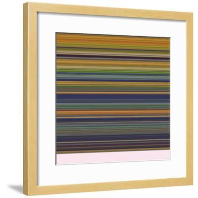 A R T Wave 11-Ricki Mountain-Framed Art Print