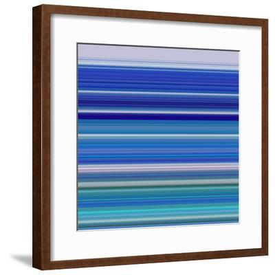 A R T Wave 10-Ricki Mountain-Framed Art Print