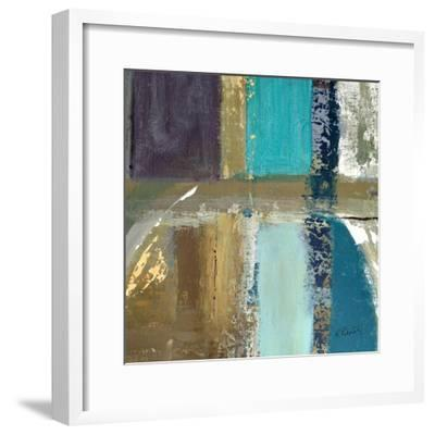 Crossing Boundaries II-Ruth Palmer-Framed Art Print