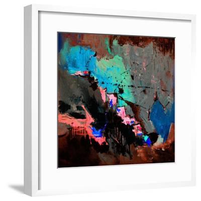 Abstract 555180912-Pol Ledent-Framed Art Print