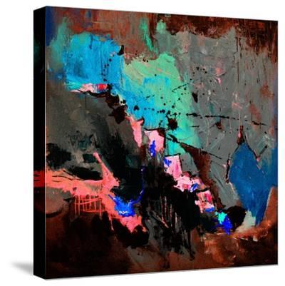 Abstract 555180912-Pol Ledent-Stretched Canvas Print