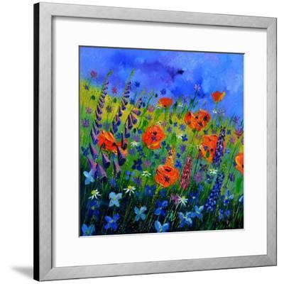 My Garden 88512-Pol Ledent-Framed Premium Giclee Print