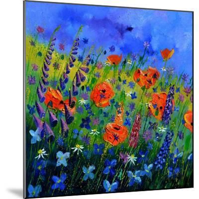 My Garden 88512-Pol Ledent-Mounted Premium Giclee Print