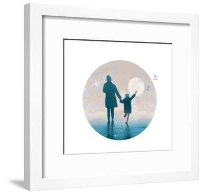 Mom and ME-Nancy Tillman-Framed Premium Photographic Print