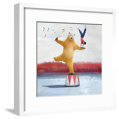 My Big Bear Friend-Nancy Tillman-Framed Premium Photographic Print