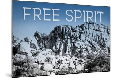 Ombre Adventure VI Free Spirit-Elizabeth Urquhart-Mounted Photo