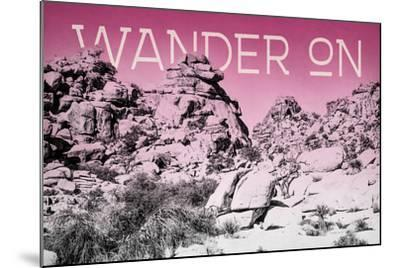 Ombre Adventure IV Wander On-Elizabeth Urquhart-Mounted Photo
