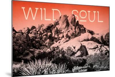 Ombre Adventure II Wild Soul-Elizabeth Urquhart-Mounted Photo